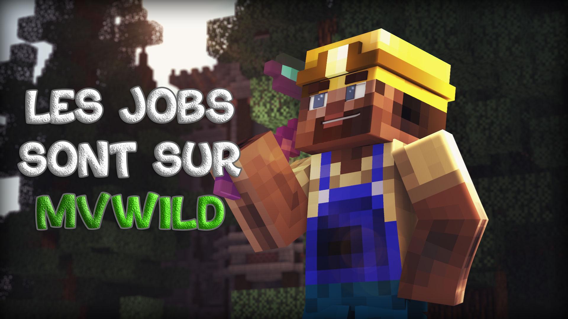 Les jobs sont sur MvWild